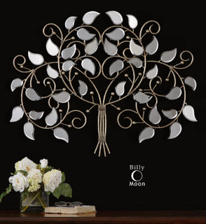 08098 Summer Reflections By Uttermost Modern Home Accessories Decor