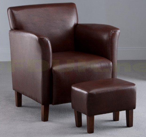 Leather Armchair - Modern - Armchairs & Accent Chairs ...