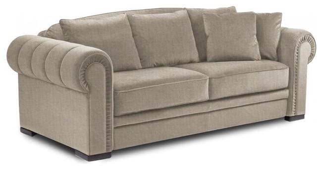 canape lit en tissus