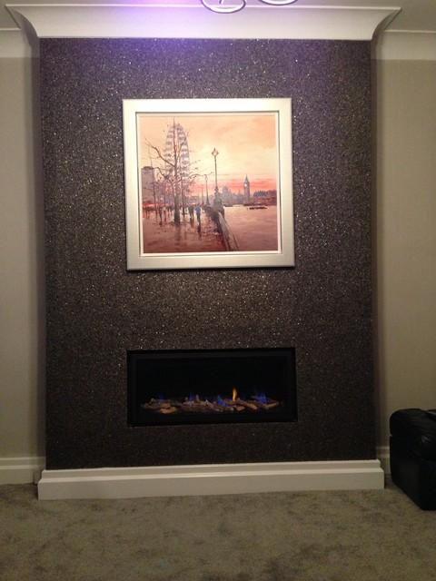 Gazco studio 2 contemporary fireplaces west midlands for Garden rooms rocal