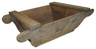 Consigned Primitive European Trough - Farmhouse - Home Decor - by The ...