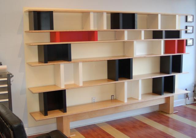 Charlotte shelf Modern furniture charlotte