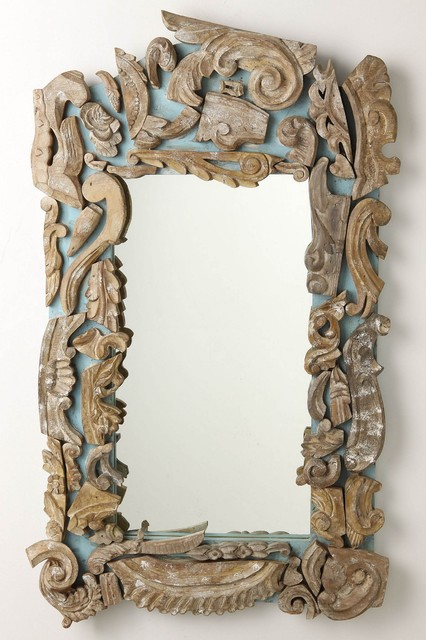 Reassembled Mirror - Eclectic - Wall Mirrors - by Atypical Type A