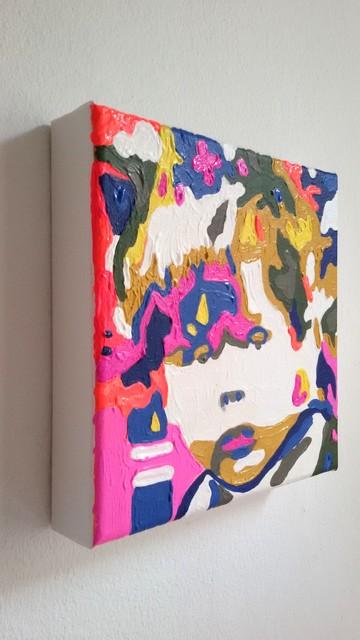 my camouflage portrait modern kinderzimmer wanddeko other metro von. Black Bedroom Furniture Sets. Home Design Ideas