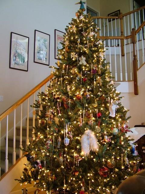Balsam Artificial Christmas Trees