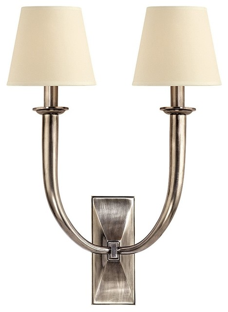 Wall Sconces Transitional : Hudson Valley Lighting Vienna Transitional Wall Sconce X-SA-211 - Transitional - Wall Sconces ...