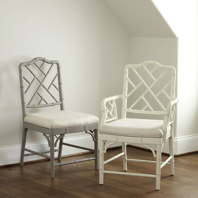 Ballard (UT) United States  city images : Ballard Designs Set of 2 Dayna Side Chairs Contemporary Matstolar ...