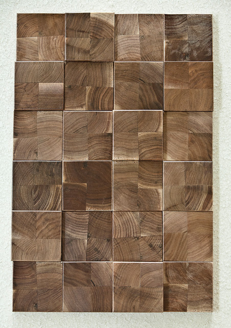 Projection polished wood tiles contemporary hardwood for Hardwood floors nashville