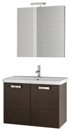 30 inch wenge bathroom vanity set modern bathroom vanities and sink