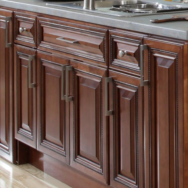 B Jorgsen Co Buckingham Sienna Rope Kitchen Cabinets B Jorgsen Cabinets