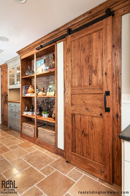 Barn Door Installations Rustic Other Metro By Real