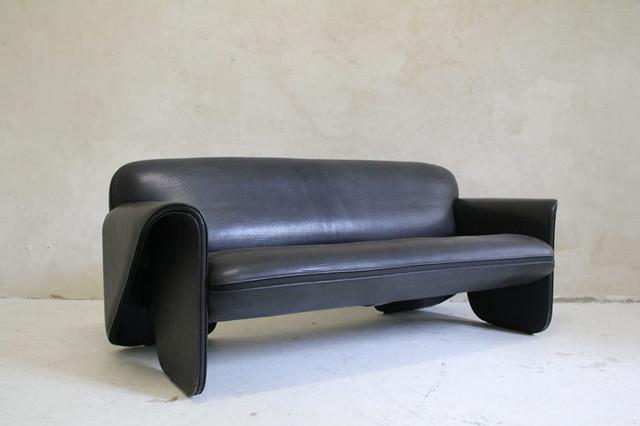 de sede ds 125 ledersofa gerd lange. Black Bedroom Furniture Sets. Home Design Ideas