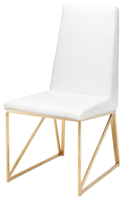 Caprice Dining Chair - Contemporary - Dining Chairs - by Nuevoliving