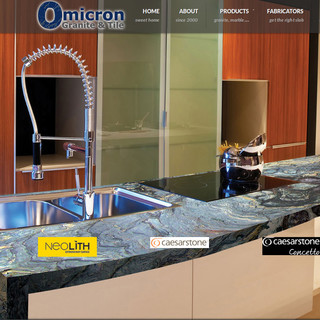 Omicron Granite & Tile - Miami, FL, US 33166