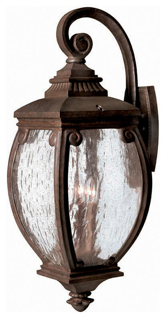Hinkley lighting 1944fz forum french bronze outdoor wall for French country outdoor lighting