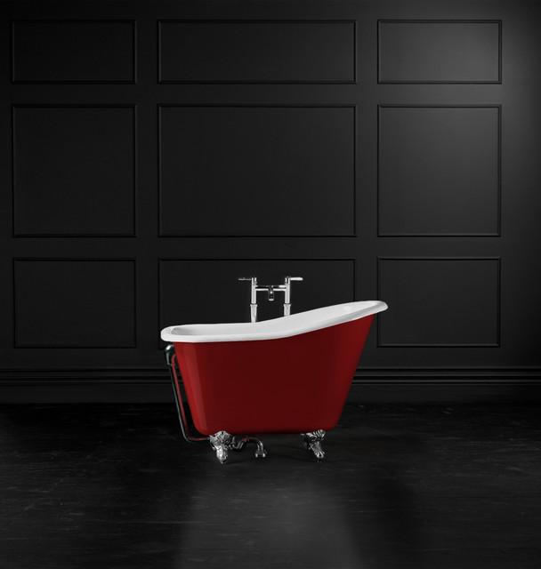 Small 1300mm slipper bath for Small baths 1300