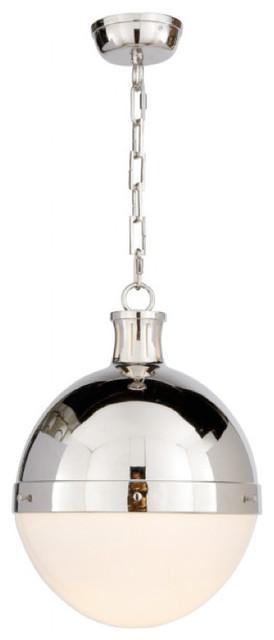 LARGE HICKS PENDANT Modern Pendant Lighting by Circa