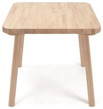 Peg Table Modern Dining Tables