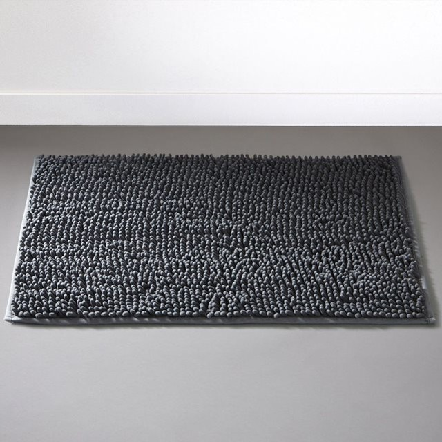Tapis de bain chenille modern badematten - Redoute tapis de bain ...
