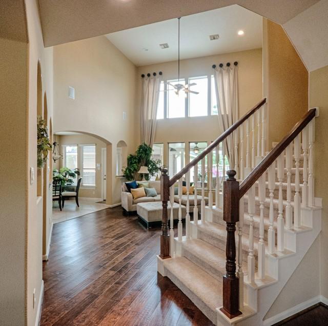 Kitchen Remodel Katy Tx: Houston Home Staging In Grand Lakes, Katy TX
