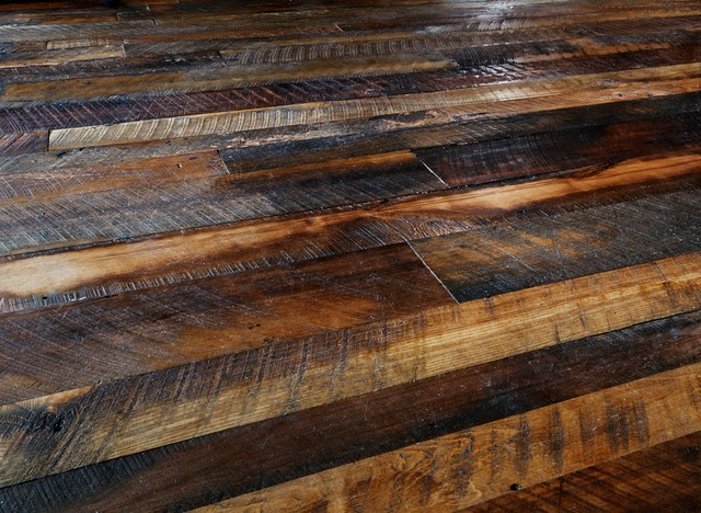 Reclaimed wood flooring traditional hardwood flooring for Reclaimed hardwood flooring