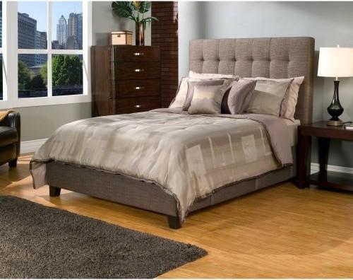 Image Result For Brentwood King Size Tufted Upholstered Platform