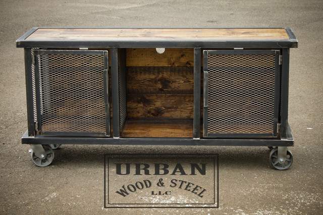 Urban Stereo Locker - Industrial - Console Tables - New York - by ...