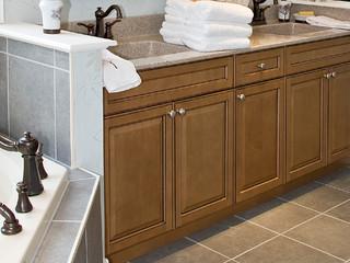 Vanities - Traditional - Bathroom Vanities And Sink ...