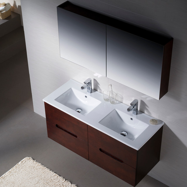 Bathroom Sink Consoles : Bathroom Vanities - Contemporary - Bathroom Vanities And Sink Consoles ...