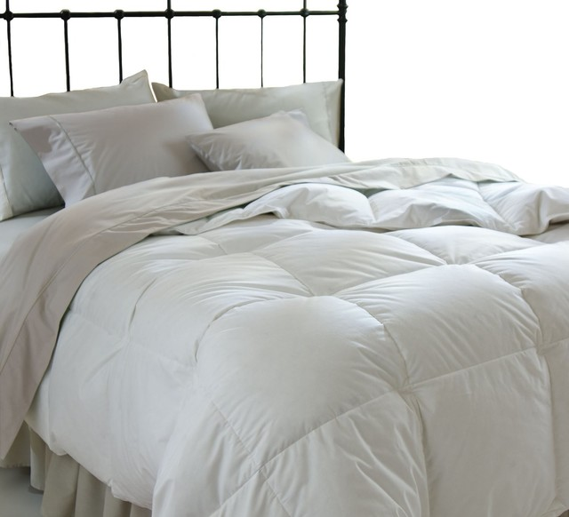 Down Alternative White Twin/Twin Extra-Long Comforter