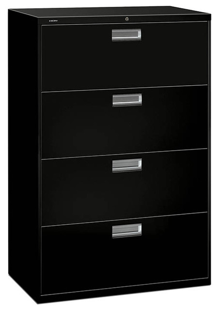 HON Brigade Lateral File - 4 Drawer - Contemporary - Filing Cabinets - by Rulers