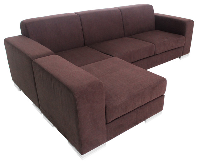 Long Island Sectional Sofa Modern Sectional Sofas
