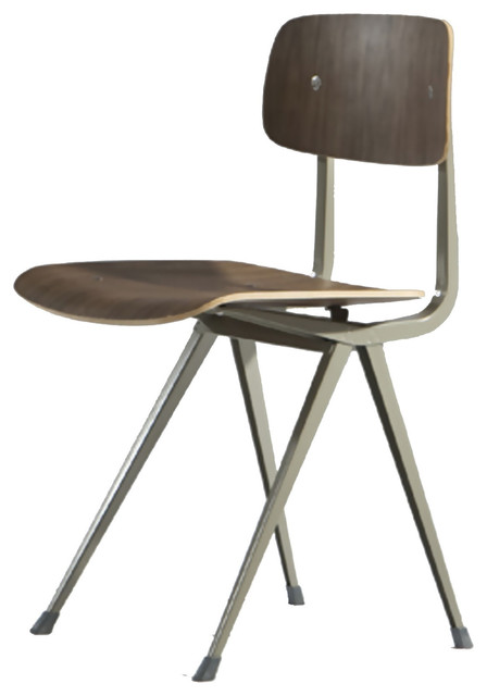 Industrial Dining Chair Contemporary Dining Chairs