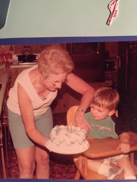 My Houzz: Grandmother and