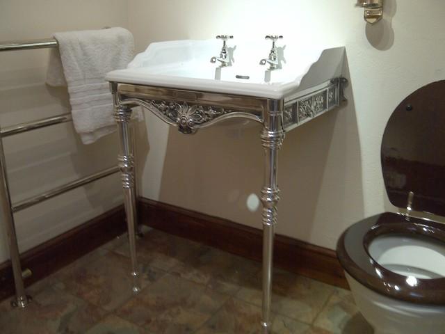 Traditional Bathroom Sink : All Products / Bath / Bathroom Sinks