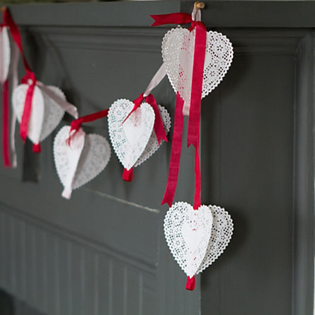 Valentines Garland Kit Traditional Wreaths And