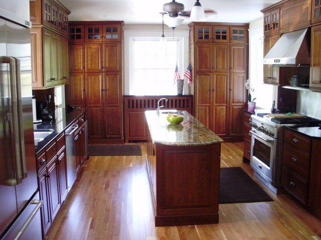 Linda berg kitchens richmond va for Kitchen design richmond va