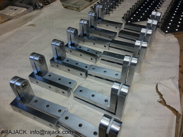 Offset Pivot Hinges - New York - by RAJACK HARDWARE