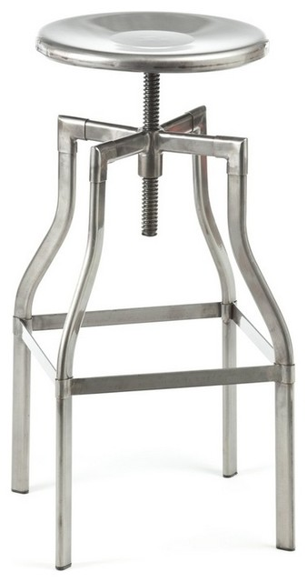 ... Stool, Bar Height - Industrial - Bar Stools And Counter Stools - by