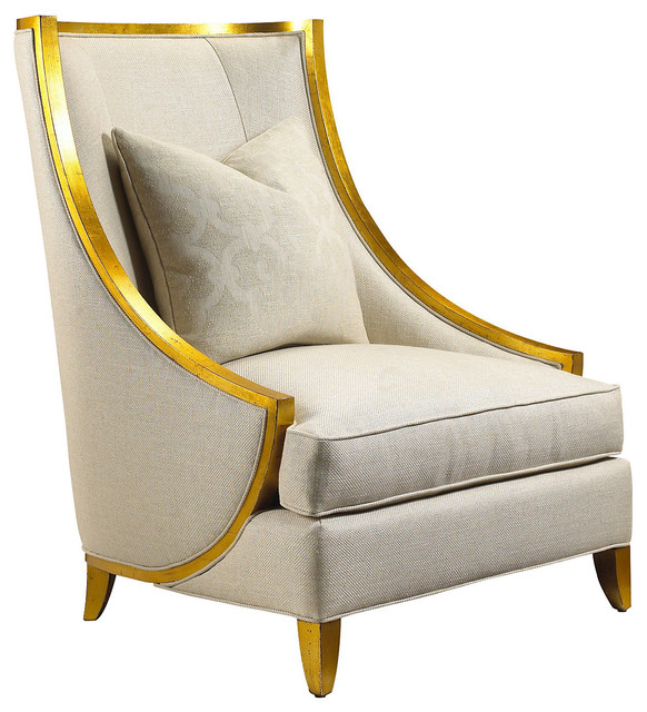 Isabelle Accent Chair Modern Armchairs Accent Chairs