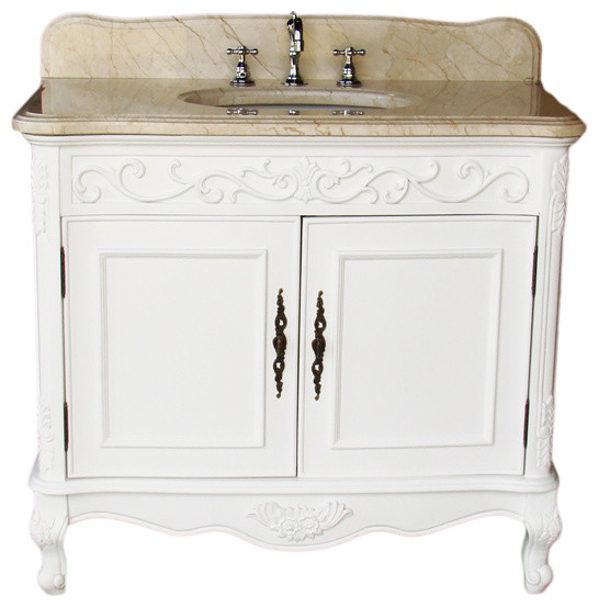 39 traditional antique style white carbone bathroom sink