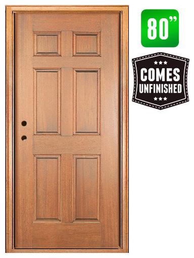 HI33 Front Entry Door - Front Doors