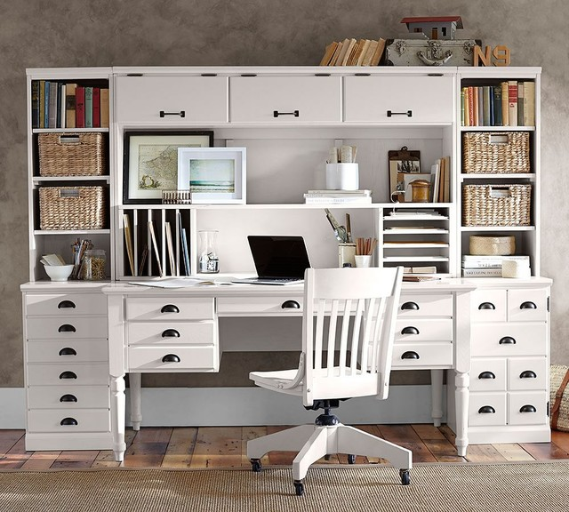PRINTER'S OFFICE SUITE - Contemporary - Display And Wall ...