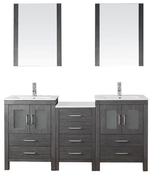 Lastest It Includes All Mounting Hardware For Your Convenience Chrome Single Hole Mount Bathroom Vanity Faucet  Diveria