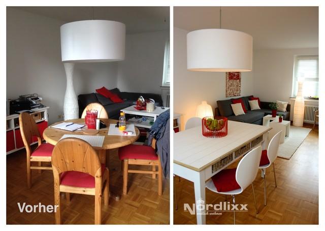 home staging bewohnte immobilie oldenburg. Black Bedroom Furniture Sets. Home Design Ideas