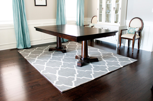 Dining Room Traditional Rugs Toronto By Am Dolce Vita
