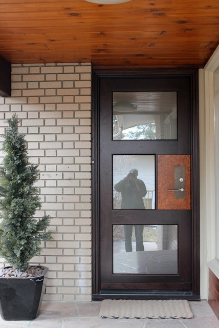 solid wood doors contemporary front doors calgary