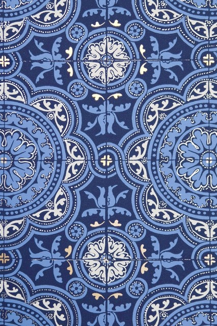 moroccan tile wallpaper the hippest