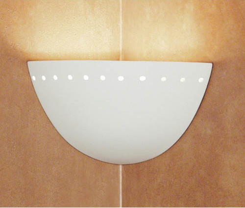 Corner Wall Sconce Light : Gran Cyprus Corner Sconce - Modern - Wall Lighting - by Bellacor