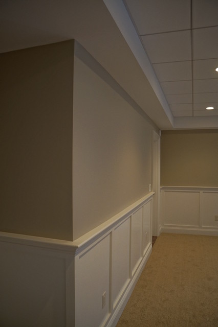Windam nh basement finish traditional manchester nh for Michaels crafts manchester nh